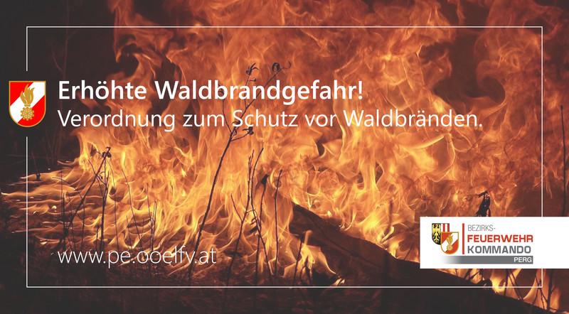 Waldbrandschutzverordnung 2020